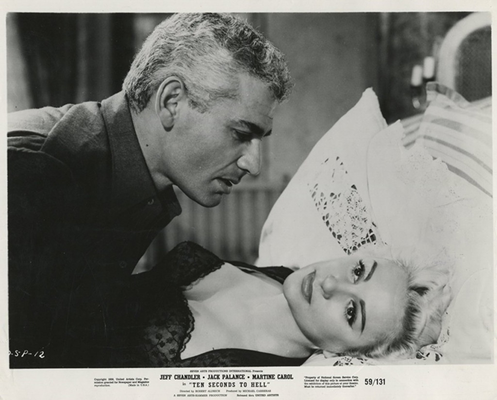 10 secondes en Enfer 1959