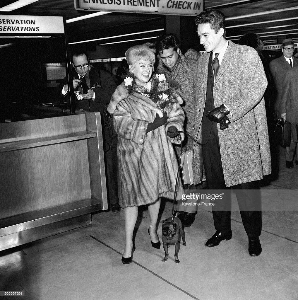 11 janvier 1963 . En route pour Tahiti