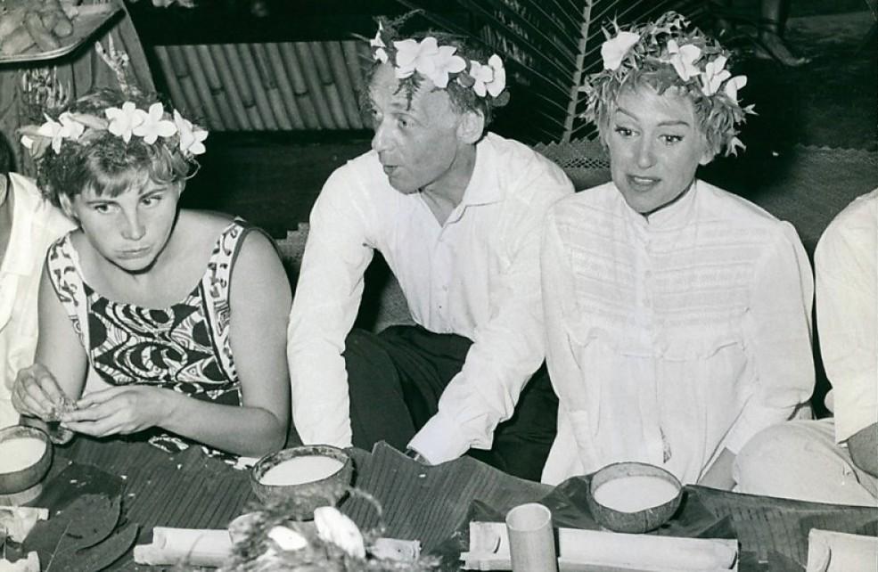 Tahiti mai 1961