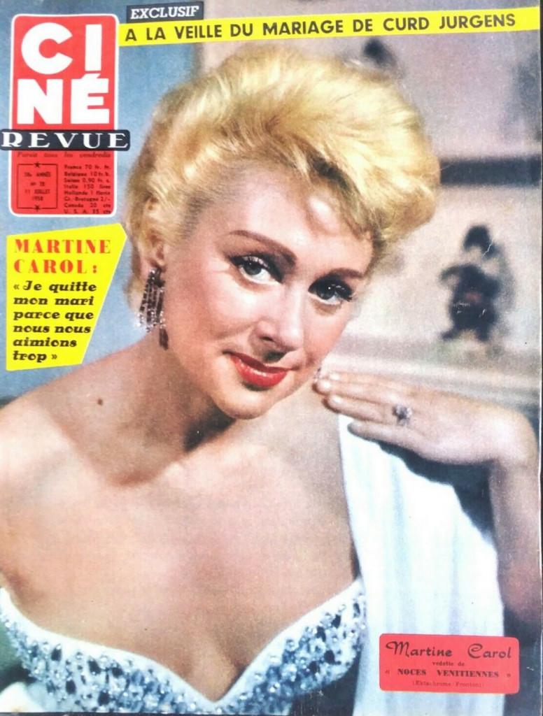 11 juilet 1958